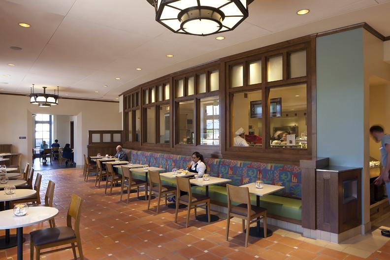 Cafeteria at UCLA Medical Center, Santa Monica   The cafeter…   Flickr