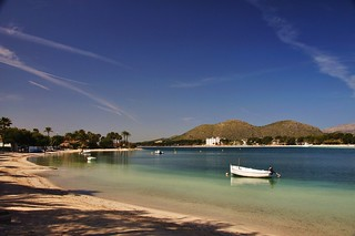 The Beach of Alcudia | by when_night_falls