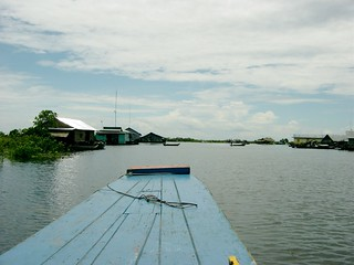 Floating Town, Cambodia