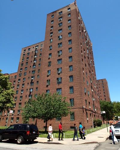 Parkchester Apartment Complex, Bronx, New York City