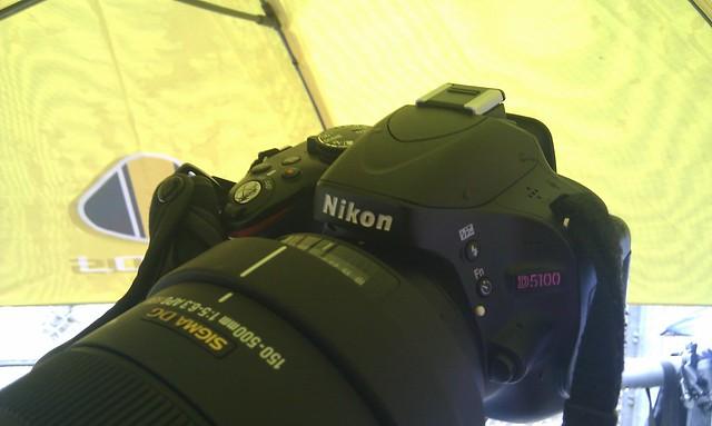 Nikon v rain .... nikon won!!