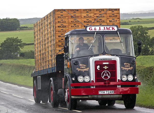 TYH742M Atkinson Borderer  G&J Jack of Fraserburgh