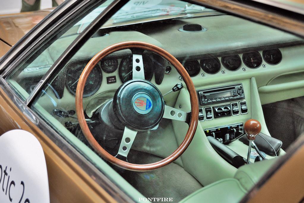 Maserati Indy . tour auto 2012   1969-1975 . 1 104 ...