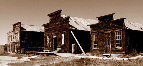 Bodie Ghost Town. | by H o l l y.