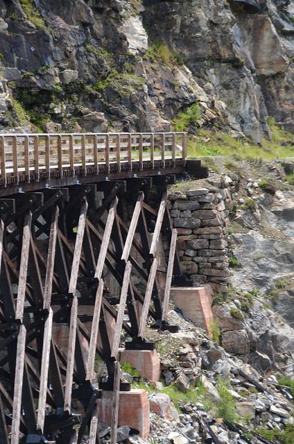 Kettle Valley Railway, Myra Canyon Trestles (a0001184)