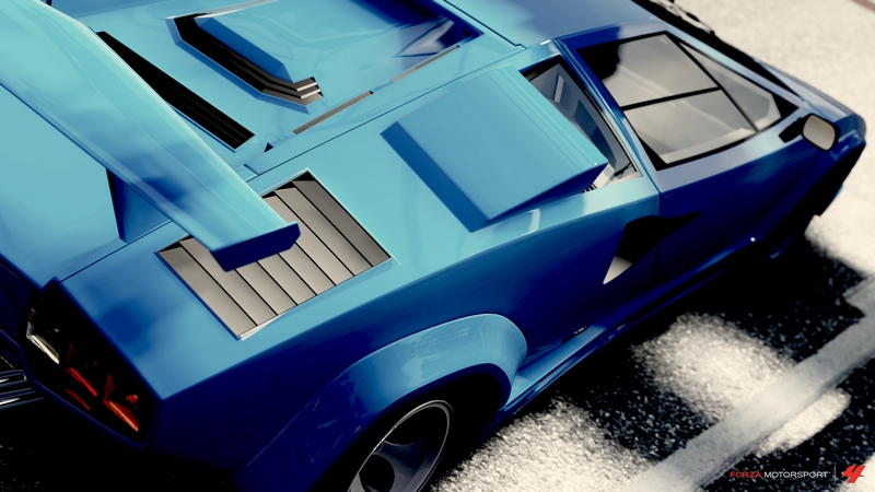 Miami Vice Lamborghini Countach Lp5000 Qv 1988 Artistic Flickr