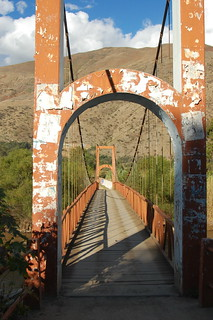 Bridge near Huánuco, Peru | by blueskylimit