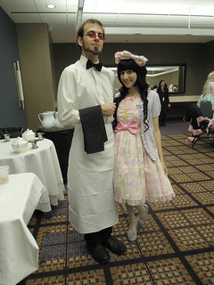 Angelic Pretty Tea Party at ACEN | by sweetmilktea ♥