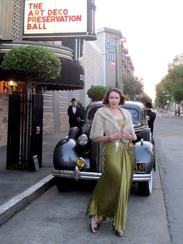 Art Deco Preservation Ball 2012   by kate à la mode
