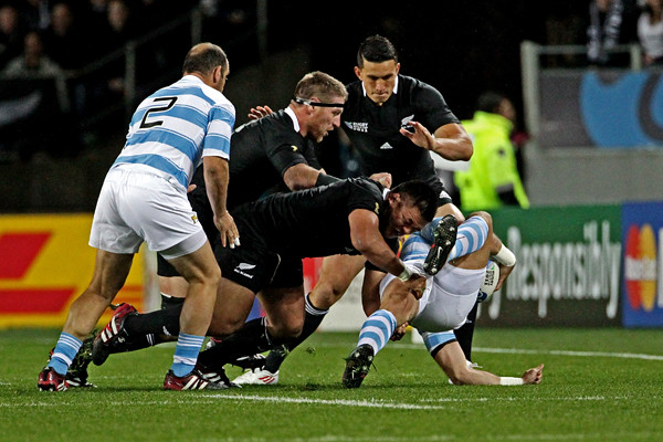 Rugby World Cup 2011 New Zealand Argentina Coupe Du Monde