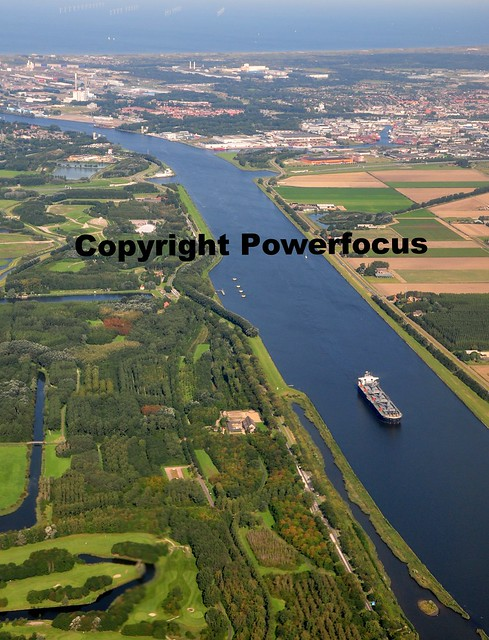 Heading for Amsterdam....the water city with a green ♥