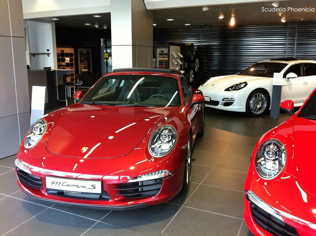 Porsche, there is no substitute | I wanted to upload this sh… | Flickr