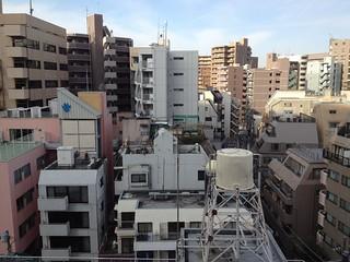 Shibuya view | by kalleboo