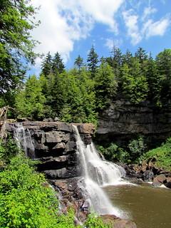 Blackwater Falls Blackwater State Park WV 8195 | by bobistraveling