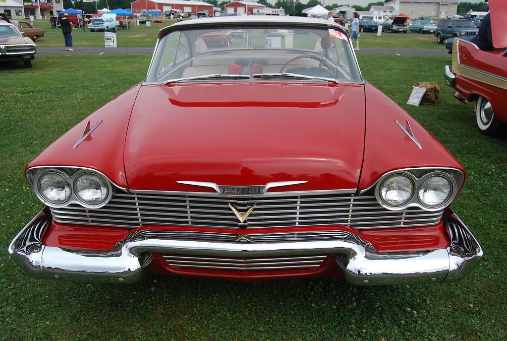 1958 Plymouth Fury Vs Belvedere