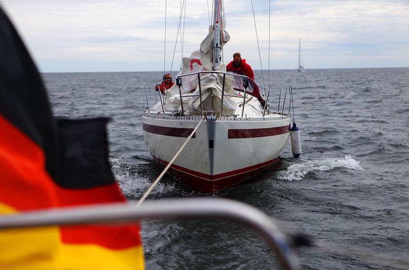 Auf dem Weg nach Kalmar (S)