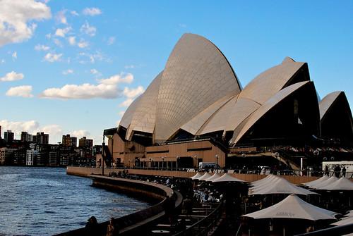 Sydney Opera House | by SineadFriel