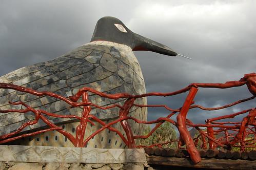 Parque Turístico Artesanal de los Mates Burilados, Cochas Chico, Huancayo, Junín, Peru   by blueskylimit