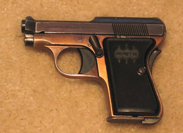 Beretta 418  25acp   moto4moto4   Flickr