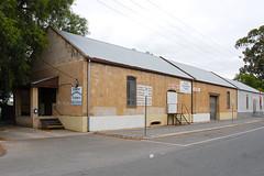 Fifteenth Street 10, former Duffield grain store