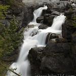 Falls on Nyack Creek