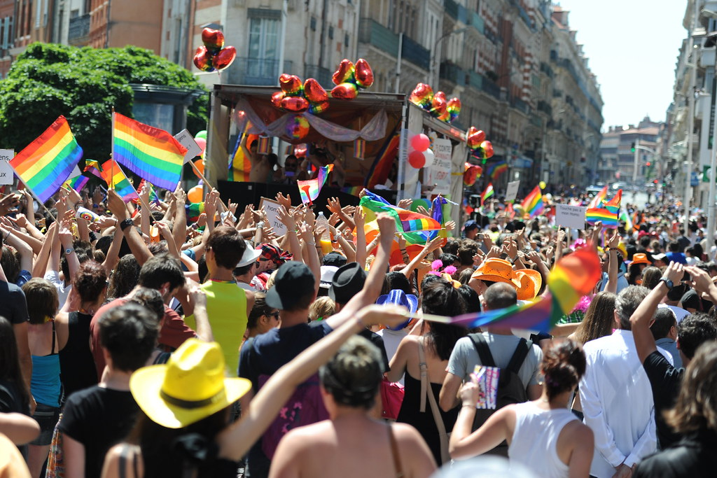Toulouse Gay Pride de Toulouse