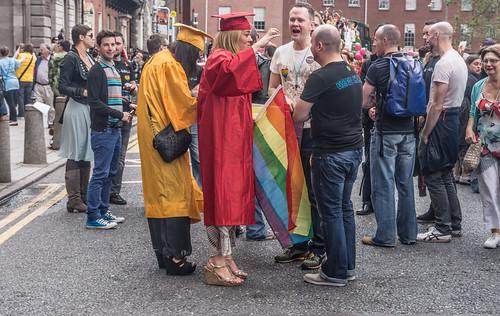 "Dublin LGBTQ Pride Festival 2012: ""Show your True Colours"" | by infomatique"