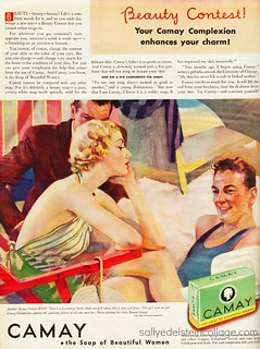 Camay Soap Ad 1934