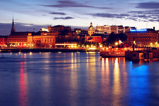 one summer evening in Stockholm iv | by mr.donb