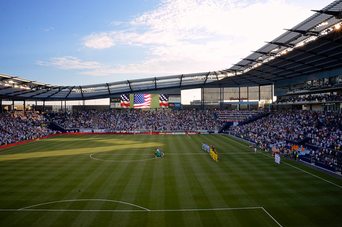LiveStrong Sporting Park | by brent flanders