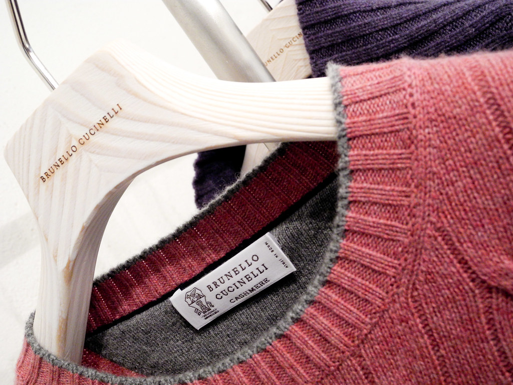 half off f30d6 11bf8 Brunello Cucinelli Cashmere | See my blog post about my visi ...