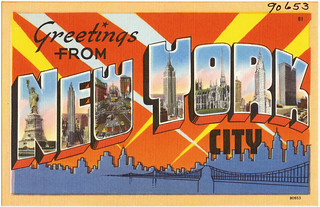 Greetings From New York City | by Boston Public Library
