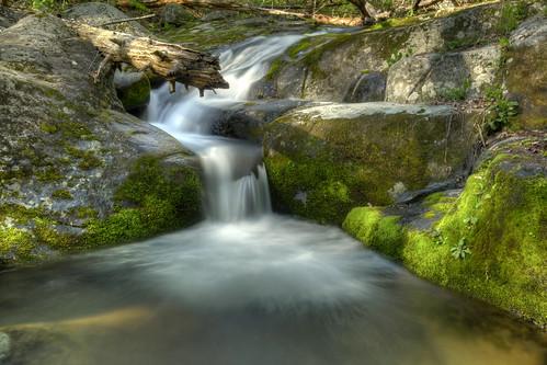 nature virginia waterfall nationalpark nikon outdoor hiking hdr d300 18200mm photomatix neutraldensity