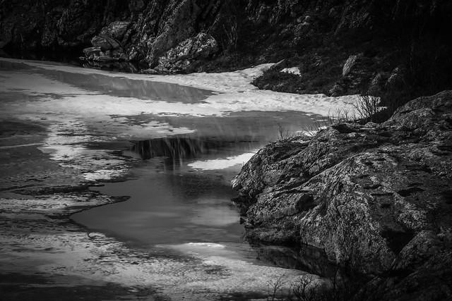 Melting ice | 400 mm