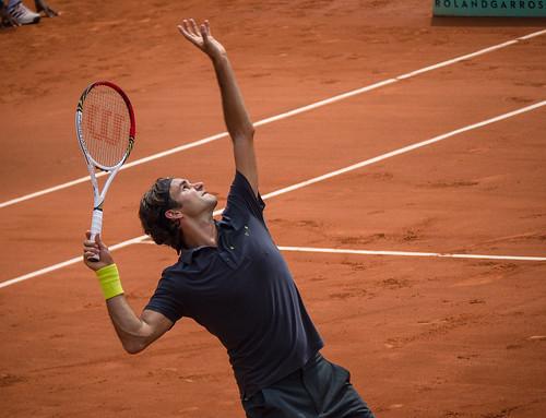 Roger Federer | by y.caradec