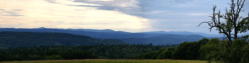 sunset panorama newhampshire chesterfield