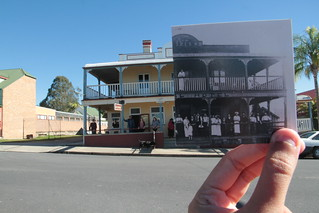 The Royal Hotel, Bowraville c1908 | by ABC Open Coffs Coast Community