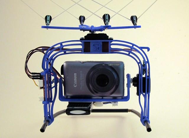 Completed 3D Printed KAP Rig