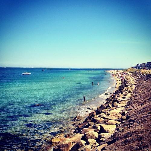 ocean seascape beach massachusetts atlantic marthasvineyard terra edgartown 2012 iphone theperfectearth debebbeling dellaperfettoterra