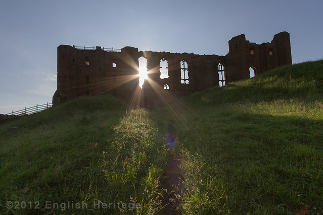 Kenilworth Castle Sunrise