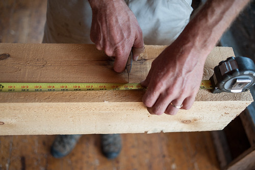 Measuring a Timber | by goingslowly