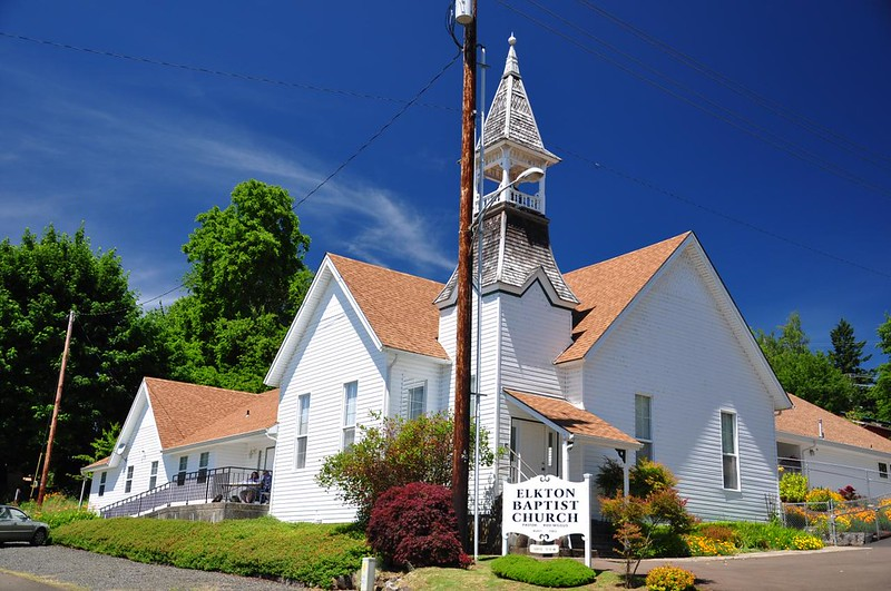 Elkton Baptist Church