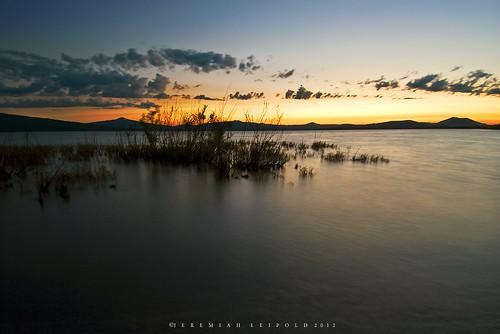 sunset centraloregon northwest nikond80 lapineor wickiupresevoir ©jeremiahleipold2012