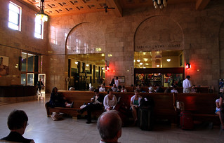 Portland - Union Station - Waiting Room | by Miss Shari
