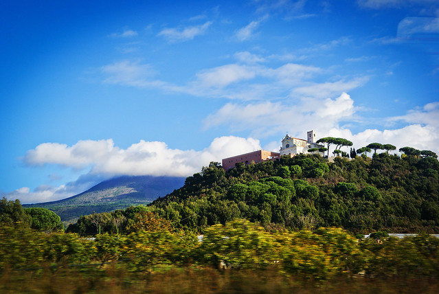 Naples countryside