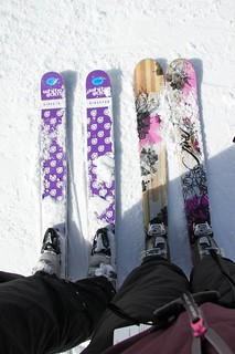 Winter Feet   by ospreyraftingco