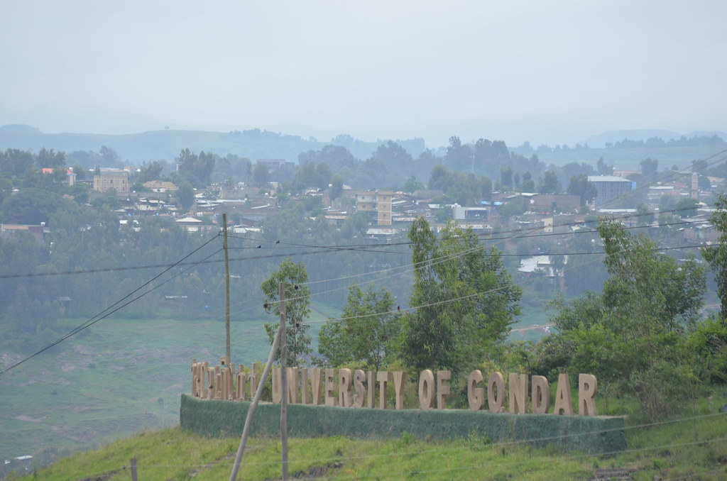 Gondar University | In the summer of 2016, ConDev Student Me