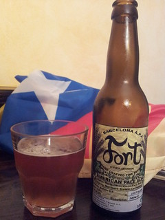 Fort Barcelona American Pale Ale | by pep_tf