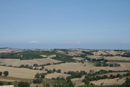 Umgebung um Monte San Vito