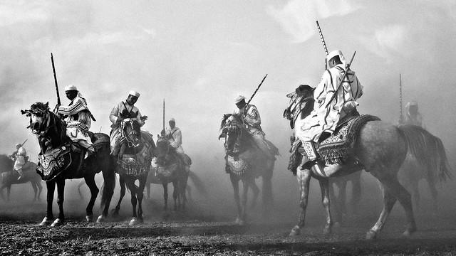 Fantasia - Barb Horse Breeb Origins - Part 2